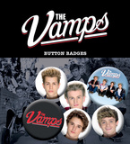 The Vamps - Studio Badge Pack Badge
