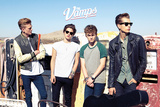 The Vamps - Gas Station Poster