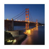 Golden Gate Bridge North View 10 Photographic Print by Henri Silberman