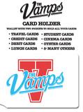 The Vamps Logo - Blue and White Card Holder Novinky (Novelty)