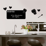 Kitchen Talk Blackboard Wall Decal Wall Decal