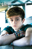 The Vamps - Connor Print