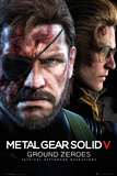 Metal Gear Solid - Game Cover Posters