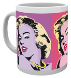 Marilyn Monroe - Pop Art Mug - Mug