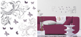 Spring Ornaments Home Tattoo Wall Decal Wall Decal