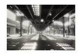 Under Roosevelt Avenue, Queens Nyc Photographic Print by Henri Silberman