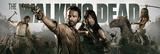The Walking Dead - Banner - Reprodüksiyon