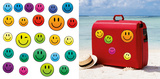 Smile you are on Holiday Travel Stickers Stickers