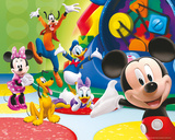 Mickey Mouse Club House - Together Plakater