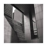 Citicorp Building Close-Up Abstract Photographic Print by Henri Silberman