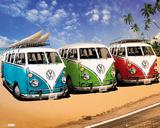 VW Camper Camper Prints