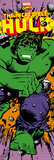 Marvel - The Hulk Kunstdrucke