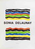 Artigos têxteis Posters por Sonia Delaunay-Terk