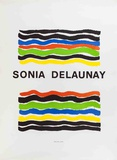 Textiles Prints by Sonia Delaunay-Terk