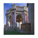 Palace of Fine Arts San Francisco Building Photographic Print by Henri Silberman