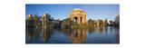 Palace of Fine Arts San Francisco Panorama Photographic Print by Henri Silberman