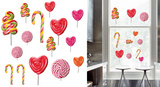 Lick It! Window Sticker Decal Vinilo para ventana