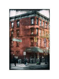 Instants of NY Series - Urban Street View Photographic Print by Philippe Hugonnard
