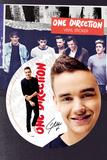 One Direction - Liam Vinyl Sticker Naklejki