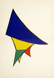 Derriere le Miroir Posters by Alexander Calder