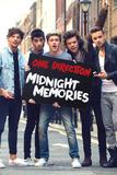One Direction - Memories Plakaty