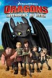 Dragons - Defenders of Berk Posters