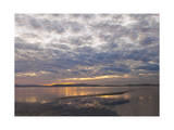 Sunset Clouds from Alameda Photographic Print by Henri Silberman