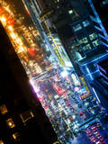 Times Square 42nd Street by Night Photographic Print by Philippe Hugonnard