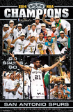 2014 NBA FINALS - CELEBRATION Affiche