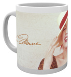 Marilyn Monroe - White Mug - Mug