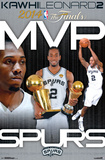 2014 NBA Finals - MVP Affiches
