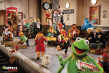 The Muppets Most Wanted - Cast Plakater