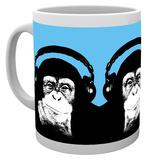 Steez - Monkey Mug Taza
