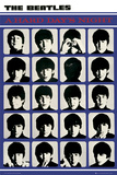 The Beatles - Hard Days Night Print