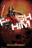 Mortal Kombat - Finish Him Posters