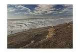 Ocean Beach Afternoon Photographic Print by Henri Silberman