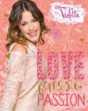 Violetta - Passion Plakater