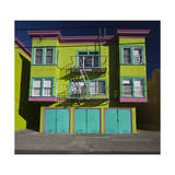 Colorful House Photographic Print by Henri Silberman