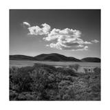 Cloud over Point Reyes, Abbott's Lagoon Photographic Print by Henri Silberman