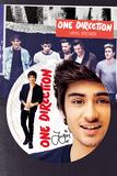One Direction - Zayn Vinyl Sticker Klistremerker