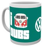 VW - I Love Dubs Mug Taza