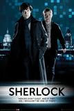 Sherlock - Walking Plakáty