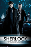 Sherlock - Walking Posters