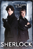 Sherlock - Door Prints
