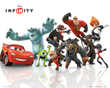 Disney Infinity - Starter Pack Prints