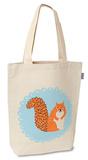 Mr Squirrel - Medium Tote Bag Tragetasche