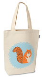 Mr Squirrel - Medium Tote Bag Tote Bag