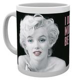 Marilyn Monroe - Quote Mug Mug