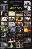 Star Wars - Episode IV Frames Posters