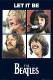 The Beatles - Let It Be Print